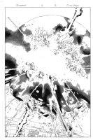 Inhumanity # 1 Issue 01 Page 01 Comic Art