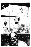Inhumanity # 1 Issue 01 Page 25 Comic Art