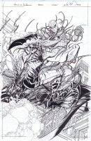 Amazing Spider-Man # 800 Cover Issue 800 Page Cover Comic Art
