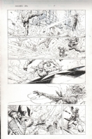 Avengers : Rage of Ultron Issue 01 Page 05 Comic Art