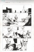 Avengers : Rage of Ultron Issue 01 Page 39 Comic Art