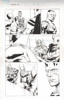 Avengers : Rage of Ultron Issue 01 Page 40 Comic Art
