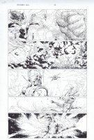 Avengers : Rage of Ultron Issue 01 Page 16 Comic Art