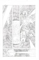 Civil War # 04 Issue 04 Page 06 Comic Art
