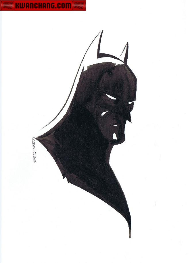 Batman Bust 1