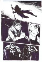 Loki: Agent of Asgard Issue 17 Page 11 Comic Art