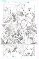 Inhumans VS. X-Men Issue 02 Page 14 Comic Art