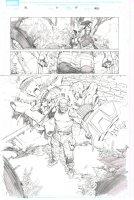 Inhumans VS. X-Men Issue 02 Page 20 Comic Art