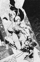 Daredevil # 13 Issue 13 Page Cover Comic Art