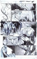 Unworthy Thor Issue 03 Page 19 Comic Art