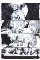 Unworthy Thor Issue 02 Page 02 Comic Art