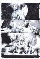 Unworthy Thor Issue 02 Page 02 Comic Art