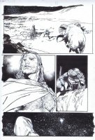 Unworthy Thor Issue 01 Page 16 Comic Art
