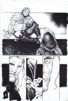 Unworthy Thor Issue 01 Page 15 Comic Art