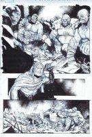 Unworthy Thor Issue 01 Page 07 Comic Art