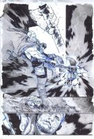 Unworthy Thor Issue 05 Page 02 Comic Art