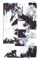 Unworthy Thor Issue 05 Page 10 Comic Art
