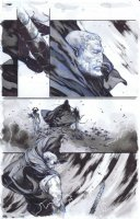 Unworthy Thor Issue 05 Page 05 Comic Art